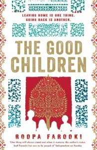 Author Roopa Farooki`s latest novel